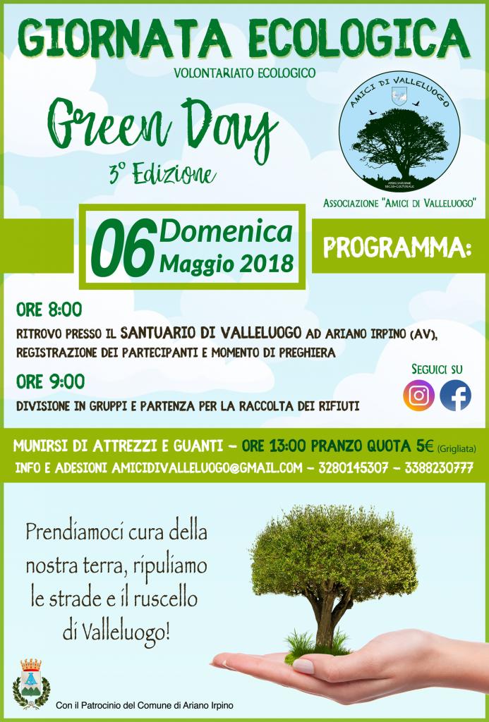 giornata ecologica campania