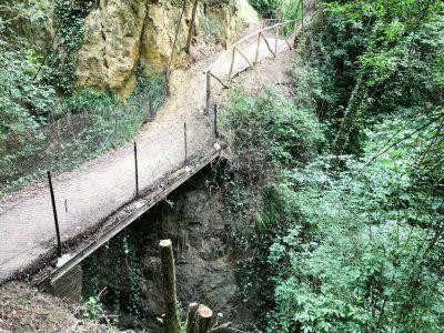 sentiero trekking ariano irpino