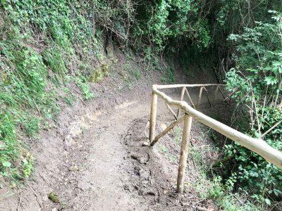sentiero trekking avellino